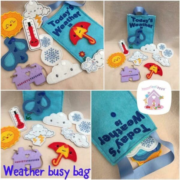 Weather BusyBag - product image 3