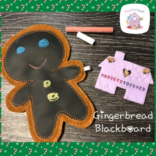 Children's Christmas Chalkboards - product image 5
