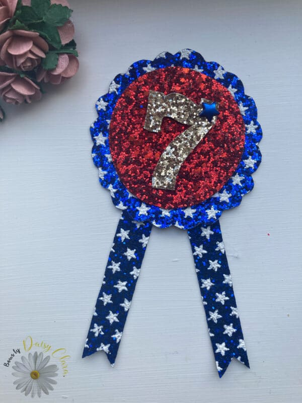 Customised Occasion badge - product image 3
