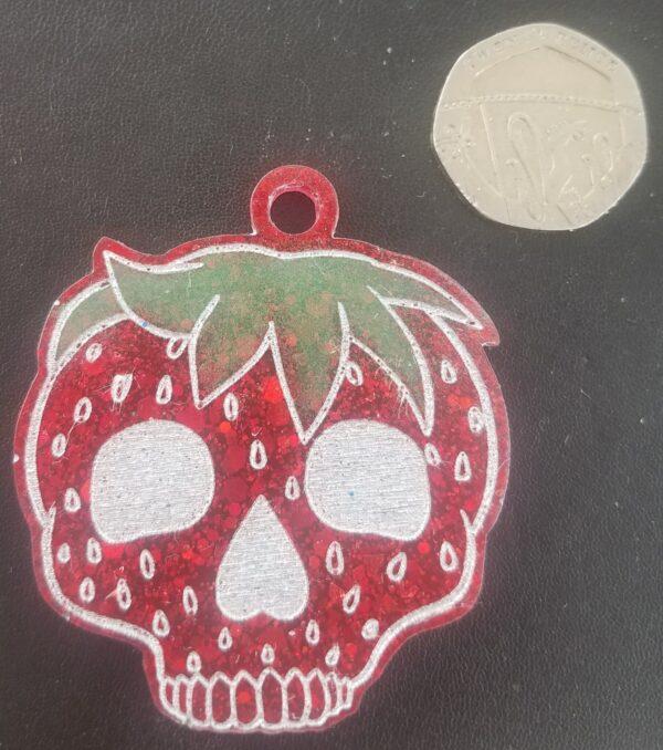 Skullberry Earrings - product image 3