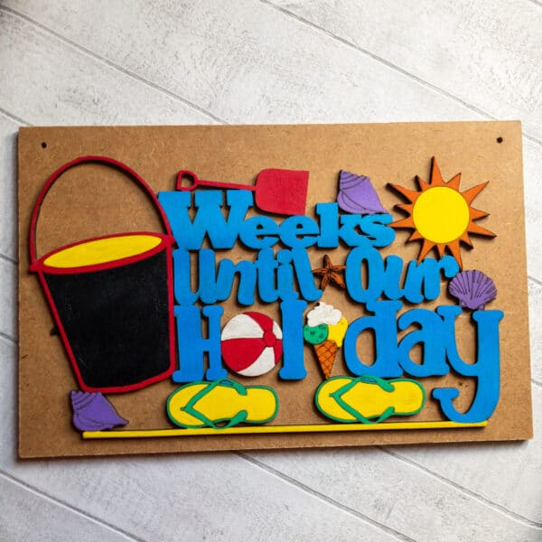 Holiday Countdown Board - product image 2