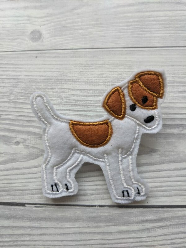 Cute Jack Russell Brooch - product image 2