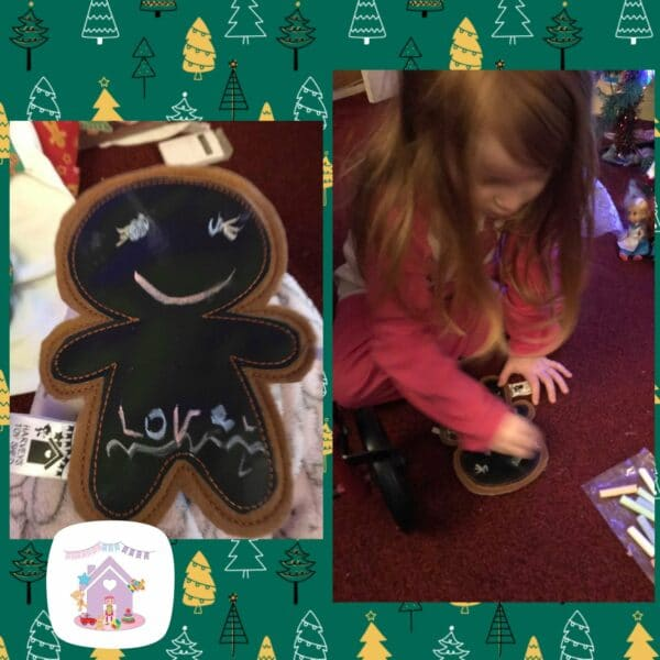 Children's Christmas Chalkboards - product image 4