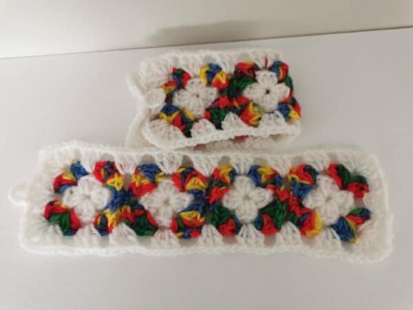 Crochet mug warmers - main product image