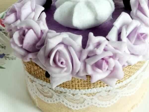 Birthday cake decoration, pretend play food. - product image 4