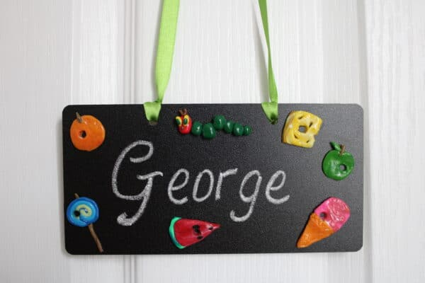 Hungry Caterpillar Hanging Plaque - product image 3