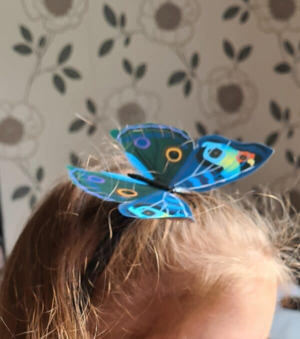 Butterfly headbands - main product image