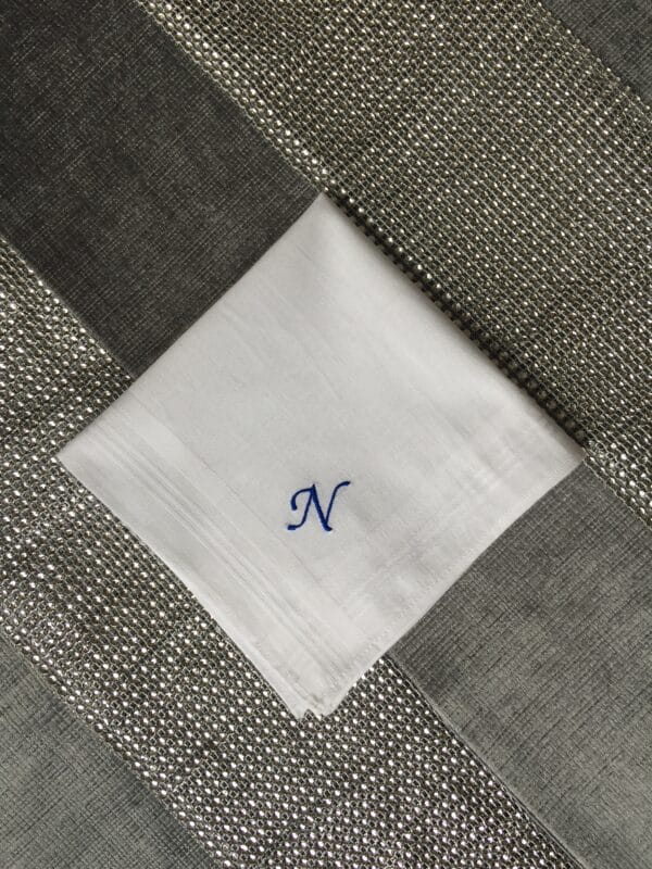 Embroidered Hanker-chief - main product image