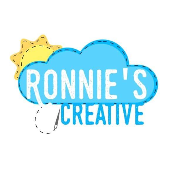 Ronnie's Creative shop logo
