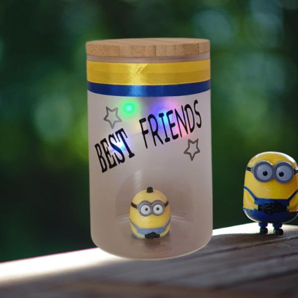 Best Friend Minion lamp - main product image