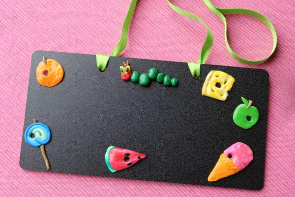 Hungry Caterpillar Hanging Plaque - product image 2