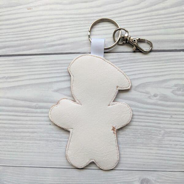 Artist Gingerbread decoration – fridge magnet – keying, Gingerbread Christmas Decoration - product image 3