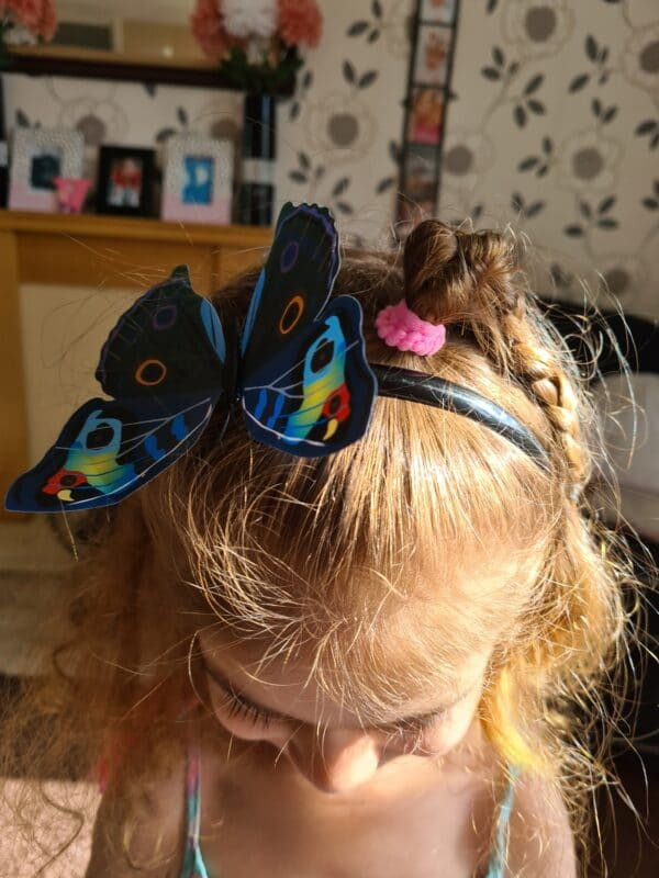Butterfly headbands - product image 2