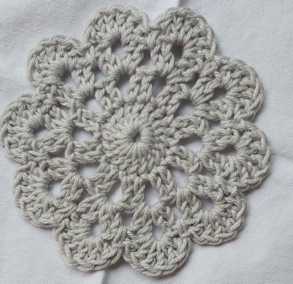 Crochet Coasters. Set of 8 - product image 5