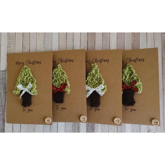 Christmas tree Christmas cards - product image 3