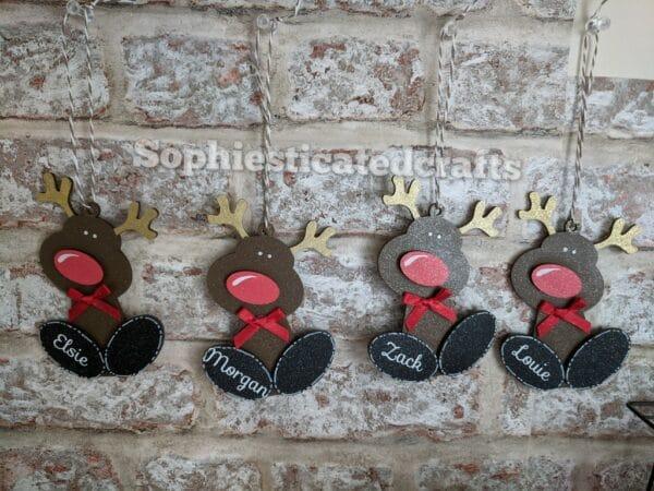Hanging Wonky Decoration - product image 2