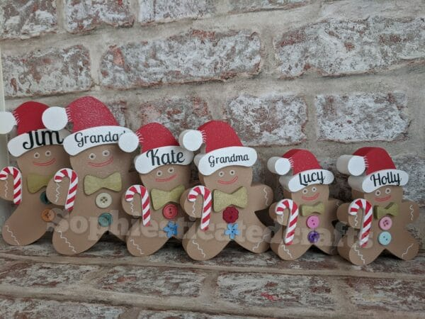 Gingerbread Families - product image 2