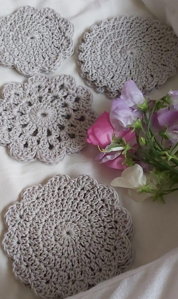 Crochet Coasters. Set of 8 - product image 2