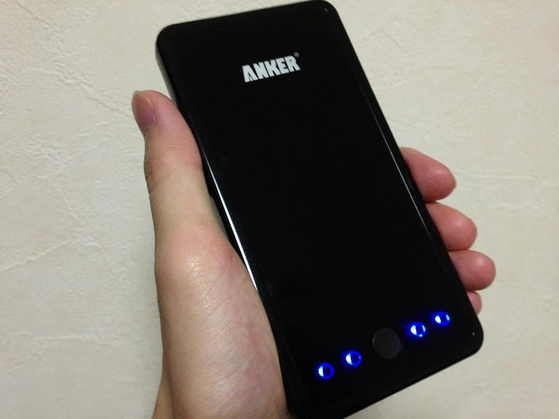 10,000mAhの大容量モバイルバッテリー!Anker Astro3Eを買ってみた