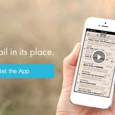 順番待ちが解消されたiPhoneメールアプリ『Mailbox』をさっそく入れてみた