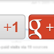 [WordPress] SharebarにGoogle+の「+1ボタン」を設置してみた