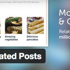 サムネイル付きで関連記事を表示するプラグイン「WordPress Related Posts」を選んだ9つの理由