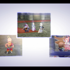 『FFIV THE AFTER YEARS』TGS2013トレーラー