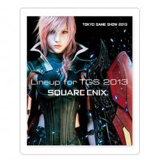 スクエニメンバーズ TGS2013スクウェア・エニックス公式パンフレットのポイント交換開始