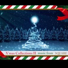 クリスマスシーズンに最適♪スクエニのアレンジCD『X'mas Collections II music from SQUARE ENIX』試聴曲が公開