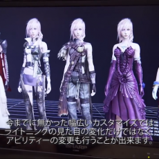 LRFFXIII「Inside the Square:Episode 2」クリエイターたちが語るキャラクターデザイン、音楽、世界観