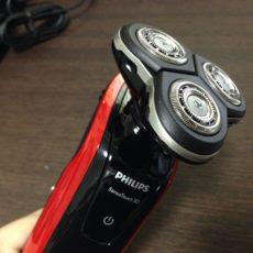 フィリップス電気シェーバー『センソタッチ 3D RQ1258』を3ヶ月使ってみた感想