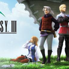 【海外】PC版『ファイナルファンタジーIII』Steamで配信予定