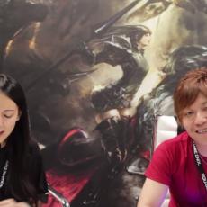 【海外】Gamescom 2014 新生FFXIV吉田プロデューサーインタビュー動画(Lazygamer)