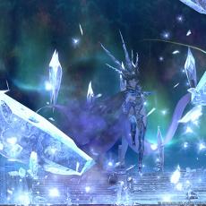 新生FFXIV パッチ2.4トレーラー「氷結の幻想」