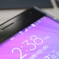 docomo版GALAXY Note Edge SC-01GにOCNモバイルONEのSIMを差してみた