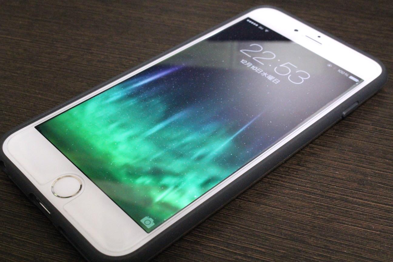 手頃な価格でしっかり保護してくるiPhone 6 Plus用クリアケース『Aukey PC-P7』レビュー