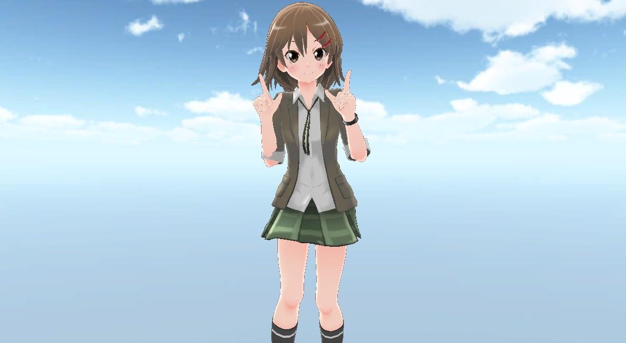 Unity初心者でもマジ天使なプロ生ちゃんに可愛く踊ってもらいたい!