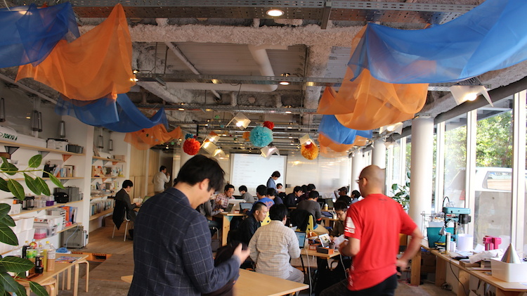 Firefox OS アプリハンズオン 〜関東Firefox OS勉強会 7.5〜 に参加しました