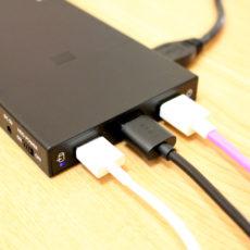 ポートの少ないMacBook Airで重宝『Inateck USB3.0ハブ一体型 2.5インチHDD外付けケース』レビュー