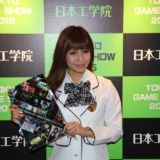 東京ゲームショウ2015 コンパニオンさん写真まとめ(日本工学院、GREE) #TGS2015