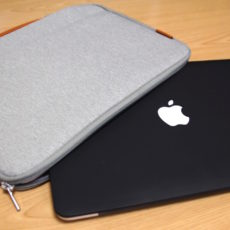 MacBook ProやSurface Pro 3も余裕で入る13.3インチのインナーケース『Inateck LB1300G』レビュー