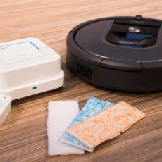 CEOコリン・アングル氏が来日。新型床拭きロボット『ブラーバジェット240』に触れてきました