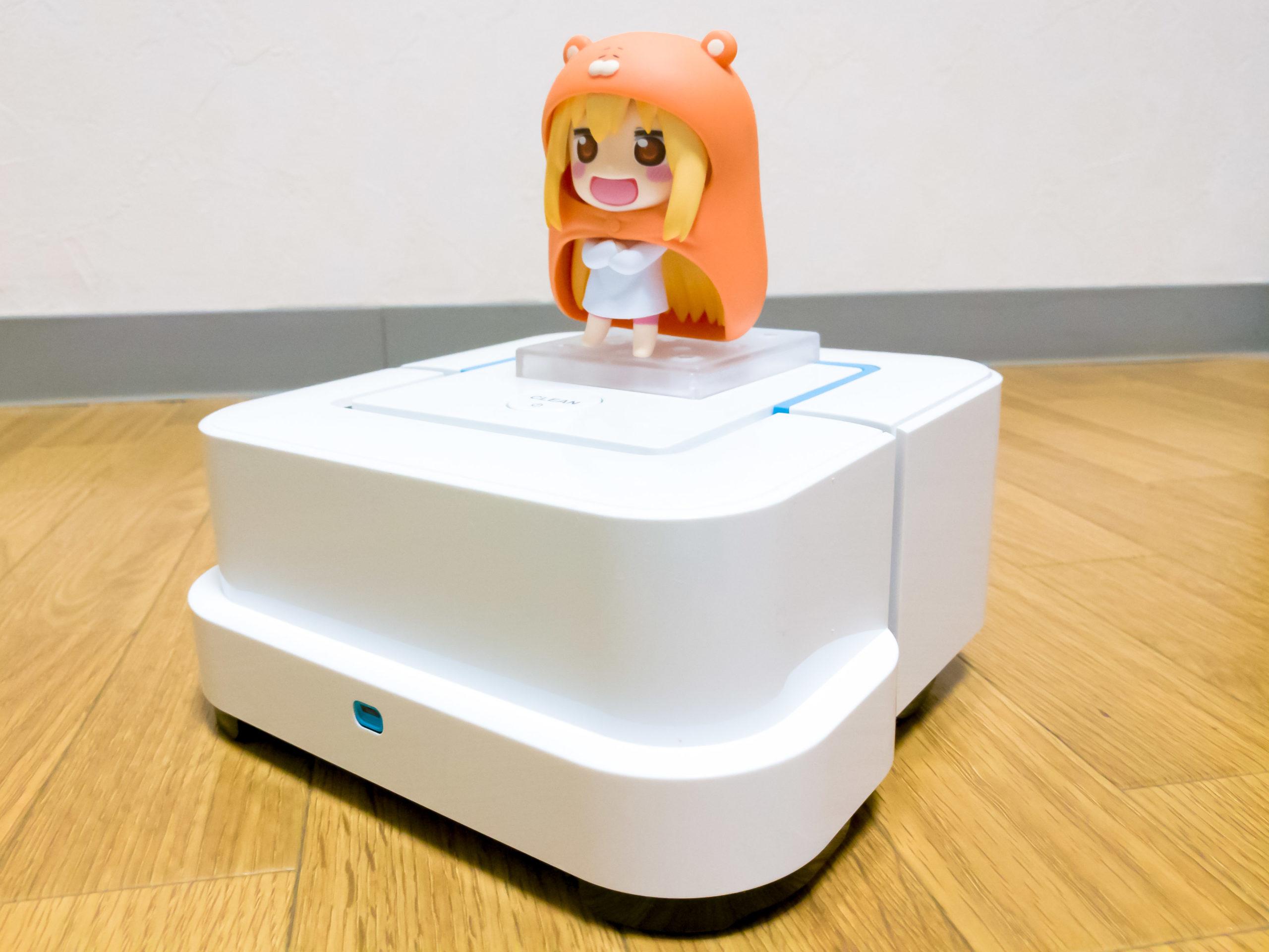 アイロボットの白いヤツ!ブラーバジェット240を発売前に先行モニターします