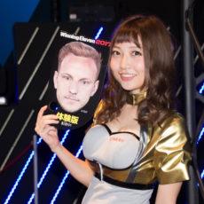 東京ゲームショウ2016 コンパニオンさん写真まとめ(KONAMI) #TGS2016