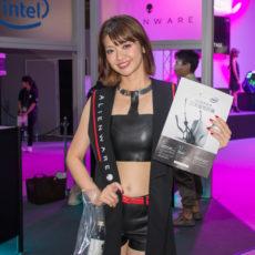 東京ゲームショウ2016 コンパニオンさん写真まとめ(ALIENWARE、コーエーテクモゲームス、GREE VR Studio) #TGS2016