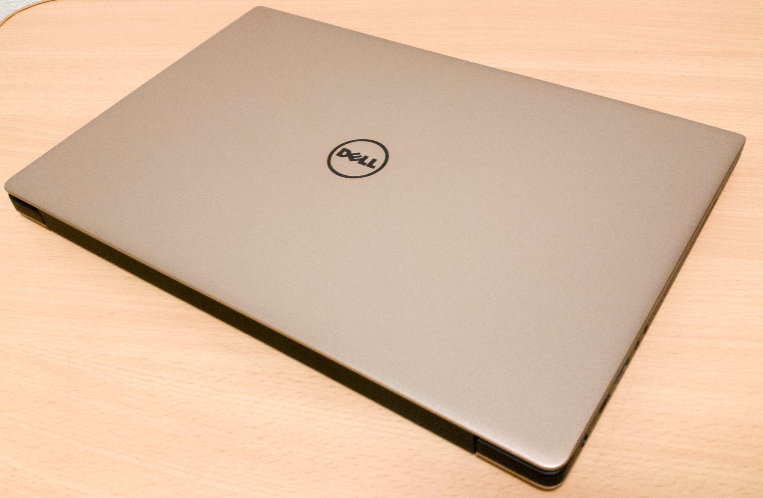 Dellの薄型軽量ノートPC『XPS 13』ファーストインプレッション