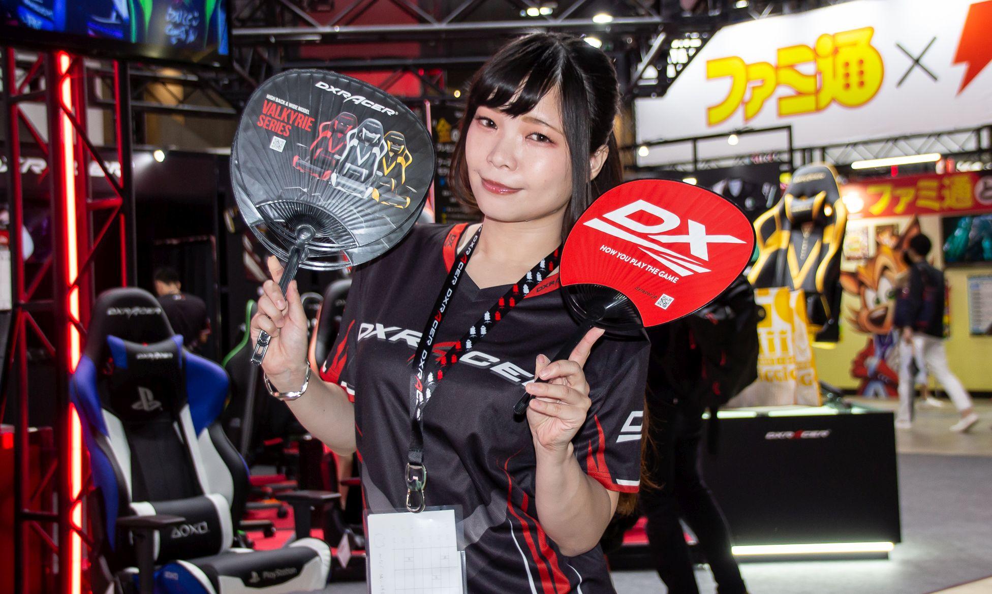 東京ゲームショウ2019 コンパニオンさん写真まとめ(AKRacing、DXRACER) #TGS2019