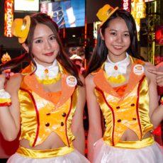 東京ゲームショウ2019 コンパニオンさん写真まとめ(バンダイナムコ) #TGS2019