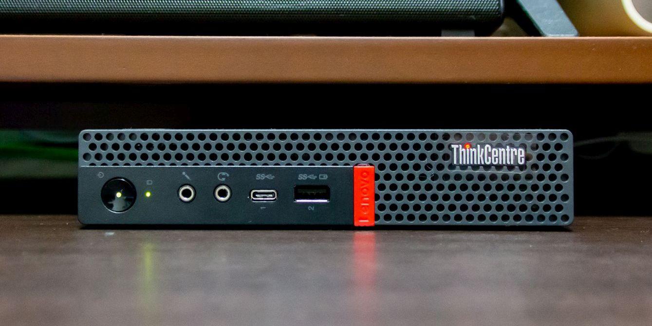 コスパ最高のコンパクトデスクトップPC『ThinkCentre M75q-1 Tiny』を買ったのでメモリとストレージを増設してみた