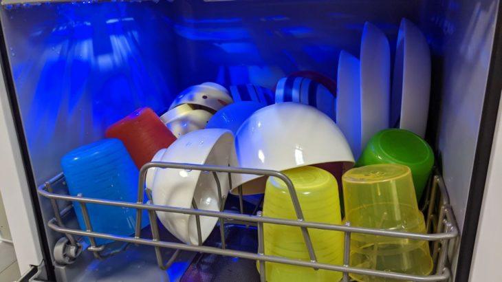 工事不要で食器洗いを自動化。サンコーの食洗機「ラクア」が生活必需品になった件